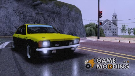 Opel Kadett E GT/E 1900 Italian Rally for GTA San Andreas