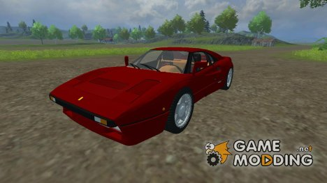 Ferrari 288 GTO для Farming Simulator 2013