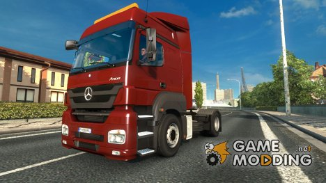 Axor jgut Fixed for Euro Truck Simulator 2
