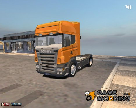 Scania R 580 for Mafia: The City of Lost Heaven