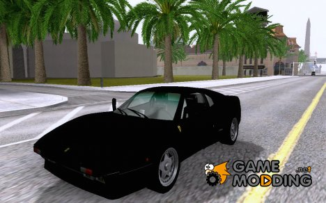 1984 Ferrari 288 GTO FBI for GTA San Andreas