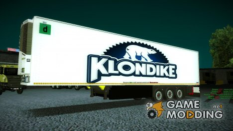 """Прицеп """"KlonDike"""" для GTA San Andreas"""