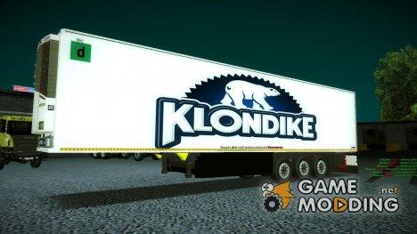 "Прицеп ""KlonDike"" for GTA San Andreas"