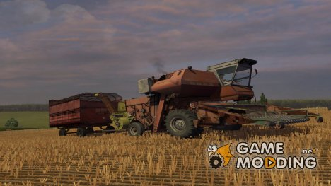 Нива СК-5М for Farming Simulator 2013
