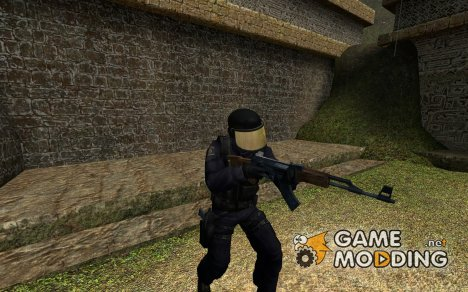 Swe Cop Gign for Counter-Strike Source