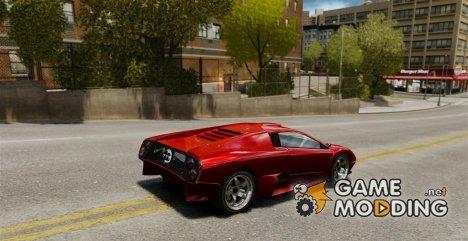Скорость автомобиля for GTA 4