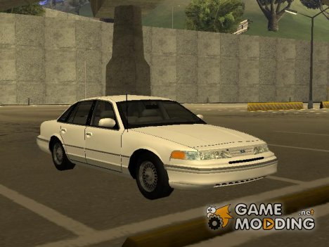 Ford Crown Victoria LX 1994 for GTA San Andreas