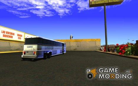 Автобусная линия в Лас Вентурас for GTA San Andreas