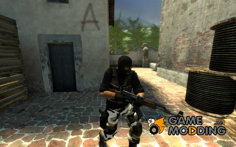 Urban City Camo Terrorist for Counter-Strike Source