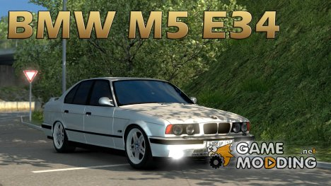 BMW E34 for Euro Truck Simulator 2