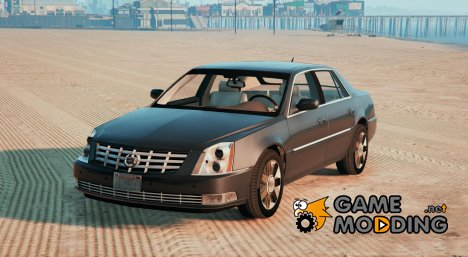 Cadillac DTS 2006 for GTA 5