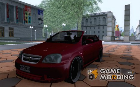 Chevrolet Optra for GTA San Andreas