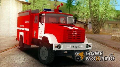 ЗиЛ 433362 АЦ for GTA San Andreas