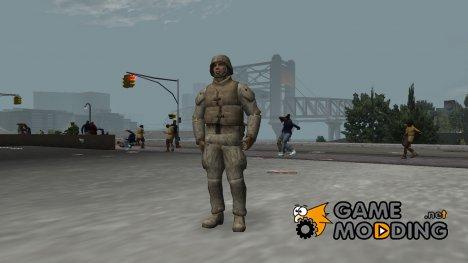 Скины из игр и фильмов By Vone for GTA 3