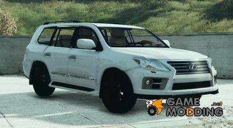 2014 Lexus LX 570 v3 for GTA 5
