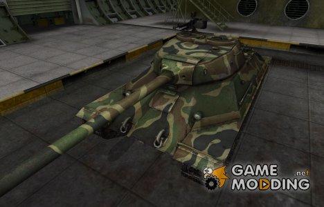 Скин для танка СССР ИС-6 для World of Tanks