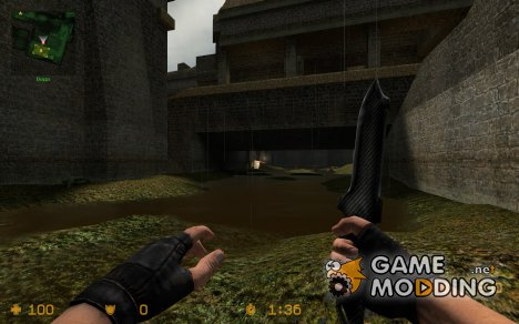 MGS4Knife for Counter-Strike Source