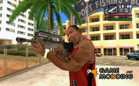 Famas для GTA San Andreas