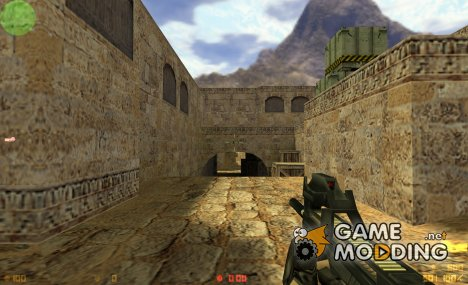 HQ P90 для Counter-Strike 1.6