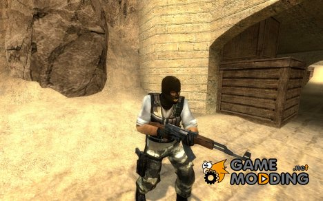 morbid desert terror для Counter-Strike Source