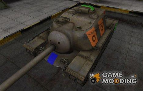 Качественный скин для T110E3 для World of Tanks