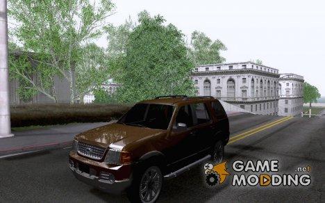 2002 Ford Explorer for GTA San Andreas