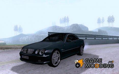 Mercedes-Benz CL65 for GTA San Andreas