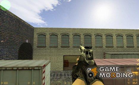 Re animated Desert Eagle for Counter-Strike 1.6