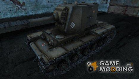 Шкурка для КВ-2 для World of Tanks