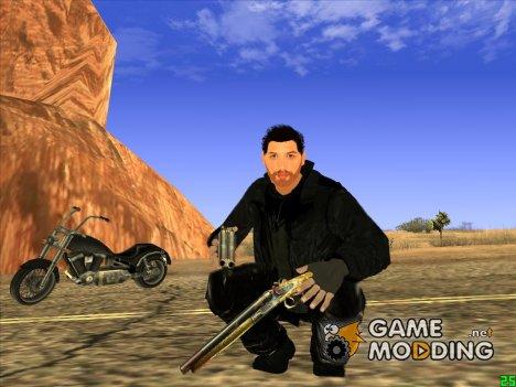 Tom Hardy для GTA San Andreas