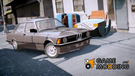 BMW 316 E21 for GTA 4