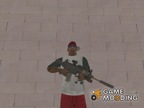ARX-160 Tactical Elite для GTA San Andreas