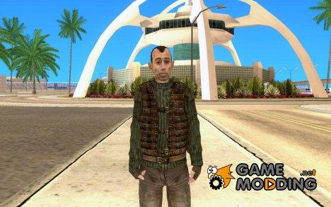 Стрелок для GTA San Andreas