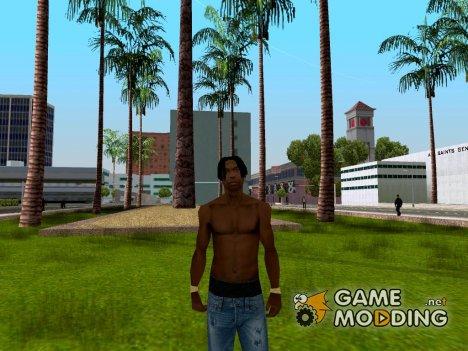 New fam2 v3 для GTA San Andreas