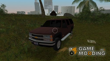 Chevrolet Suburban 1996 GMT400 5-Doors для GTA Vice City