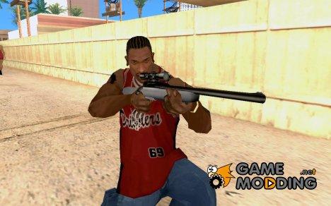 .308 Затворная винтовка для GTA San Andreas