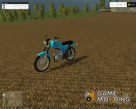 Romet Chart 210 for Farming Simulator 2015