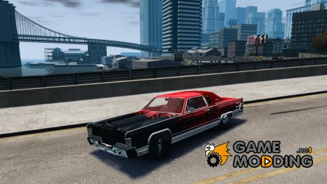Lincoln Continental Town Coupe v1.0 1979 [EPM] для GTA 4
