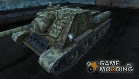 СУ-85 от Steel_Titan for World of Tanks