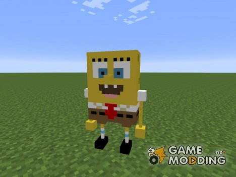 SpongeBob SquarePants for Minecraft