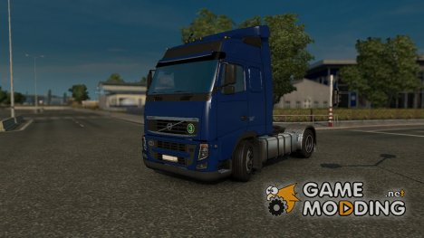 Volvo FH13 for Euro Truck Simulator 2