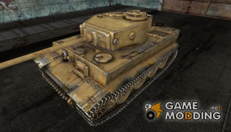 PzKpfw VI Tiger 8 for World of Tanks