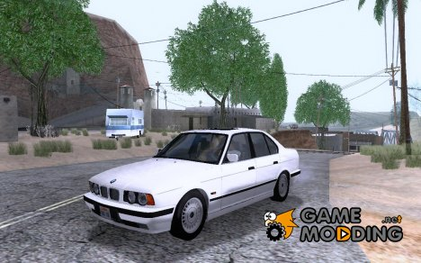 BMW 525 E34 V.3 для GTA San Andreas