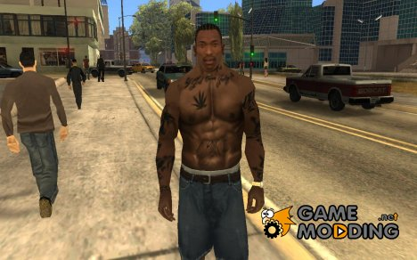 TattooS for GTA San Andreas