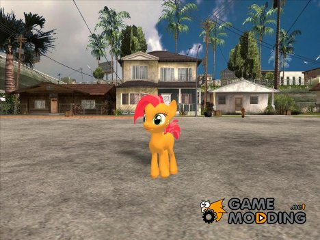 Babs Seed (My Little Pony) для GTA San Andreas