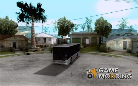 ЛАЗ ИнтерЛАЗ 12 для GTA San Andreas