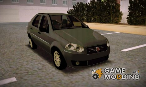 Fiat Siena EL 1.4 2011 for GTA San Andreas