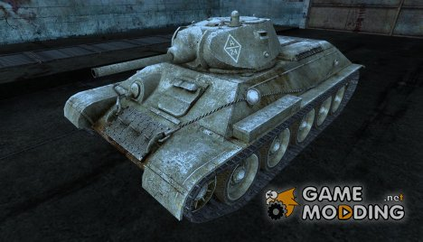 Т34 for World of Tanks
