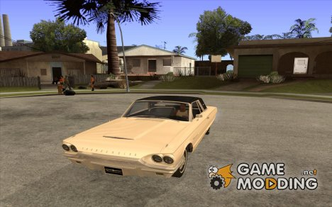 Ford Thunderbird 1964 for GTA San Andreas