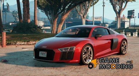 Audi R8 V10 2015 for GTA 5